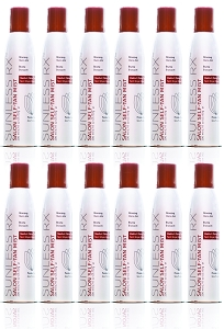 Case of 12  SUNLESS RX Self-Tan Mist